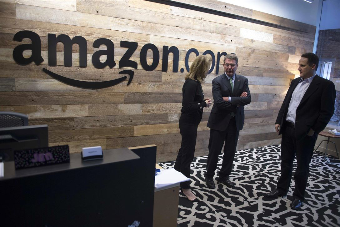 Be like Amazon. Consider avoiding Benefits, HR, & Payroll inefficiencies.