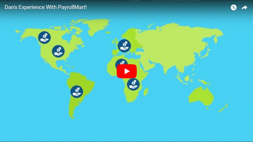 Dan's Experience With PayrollMart!