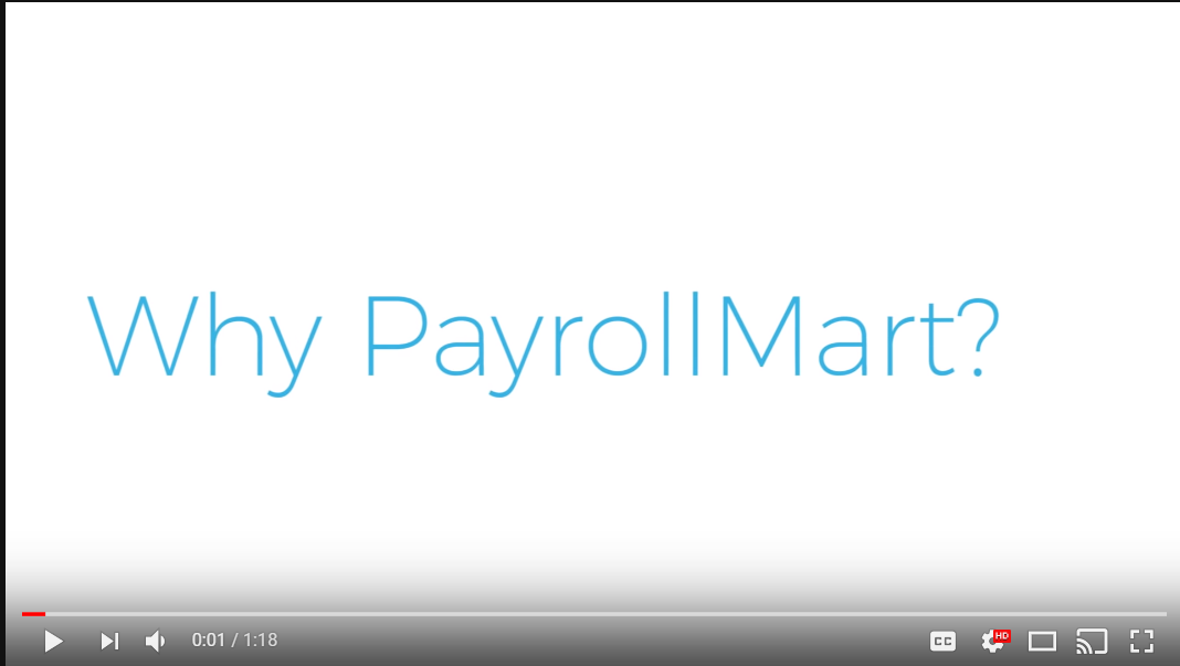 Why PayrollMart?